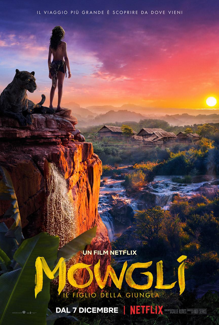 Mowgli Figlio della Giungla