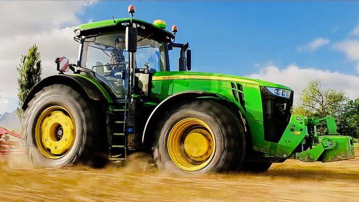 I veicoli di Farming Simulator 19, nel nuovo Trailer