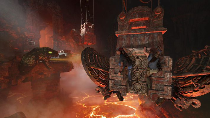 Shadow of the Tomb Raider, nuovo trailer per The Forge – X018