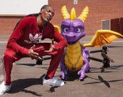 Snoop Dogg ha finalmente ricevuto la sua copia di Spyro Reignited Trilogy