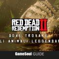 Red Dead Redemption 2 – Dove trovare gli Animali Leggendari   Guida
