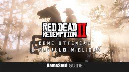Red Dead Redemption 2 – Come ottenere il Cavallo migliore | Guida