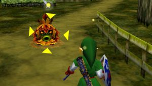 The Legend of Zelda Ocarina of Time screenshot