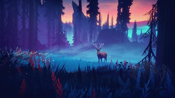 Una splendida e inospitale foresta vi attende in Among Trees – TGA 2018