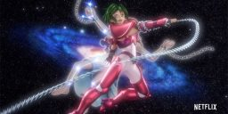 Il producer di Saint Seiya su Netflix spiega perché Shun di Andromeda è donna