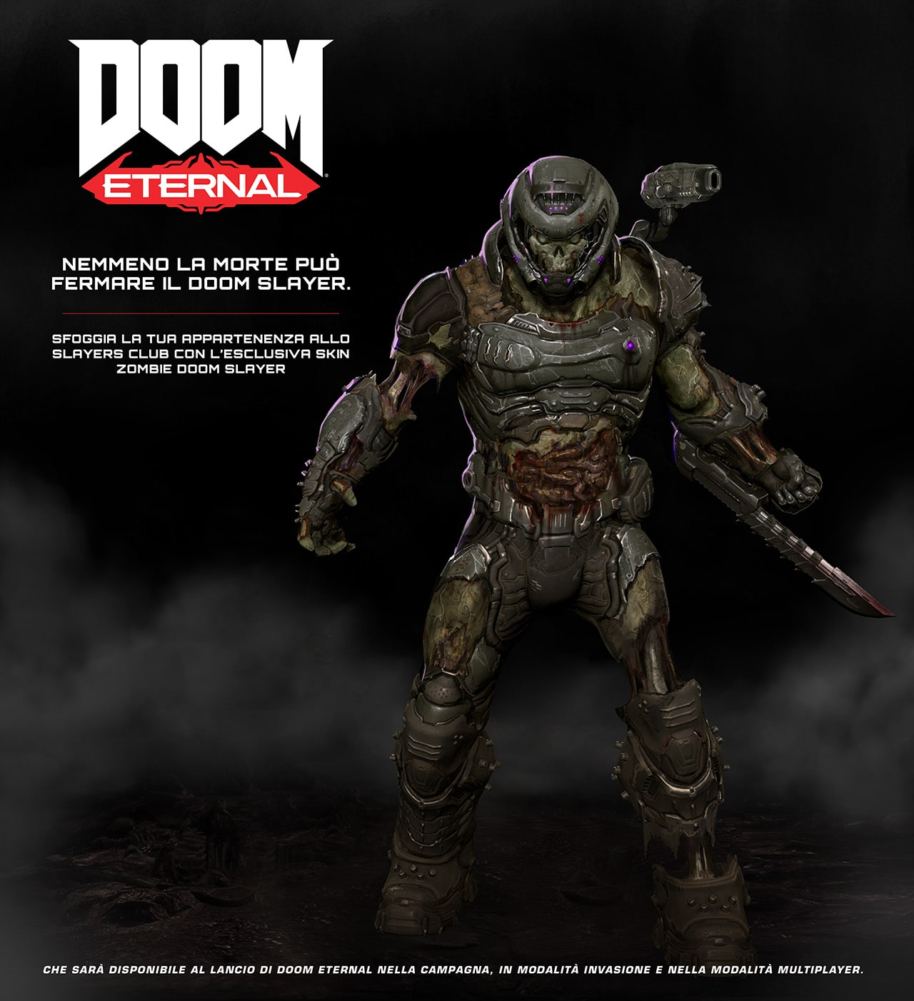 doom eternal zombie skin