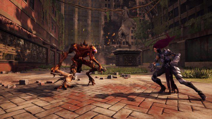 Darksiders III, Fury e la sua potenza protagoniste del trailer di encomio