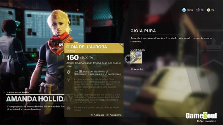Destiny 2: come ottenere e riparare Gioia dell'Aurora - Guida