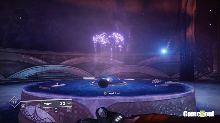Destiny 2 - Come raggiungere la Corte della Regina