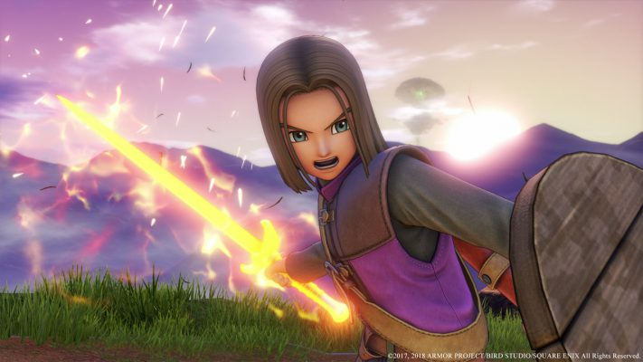 Il secondo DLC di Super Smash Bros Ultimate includerà un personaggio di Dragon Quest?