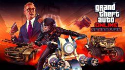 GTA Online si aggiorna con la sanguinosa Arena War