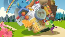 Katamari Damacy Reroll è ora disponibile per Switch e PC