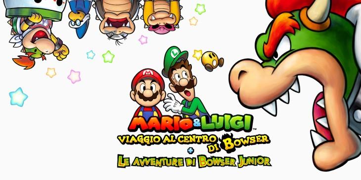 Mario e Luigi Viaggio al centro di Bowser