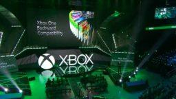 Xbox Backward Compatibility