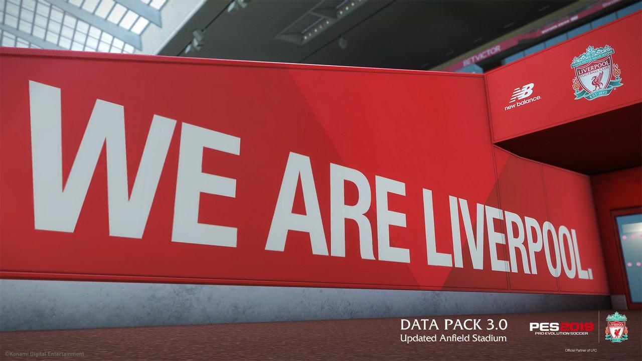 PES 2019, disponibile il Data Pack 3 0 - tutte le immagini