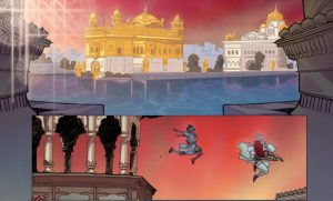 Assassin's Creed Brahman - Comic