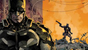 Batman Arkham Knight - Comic