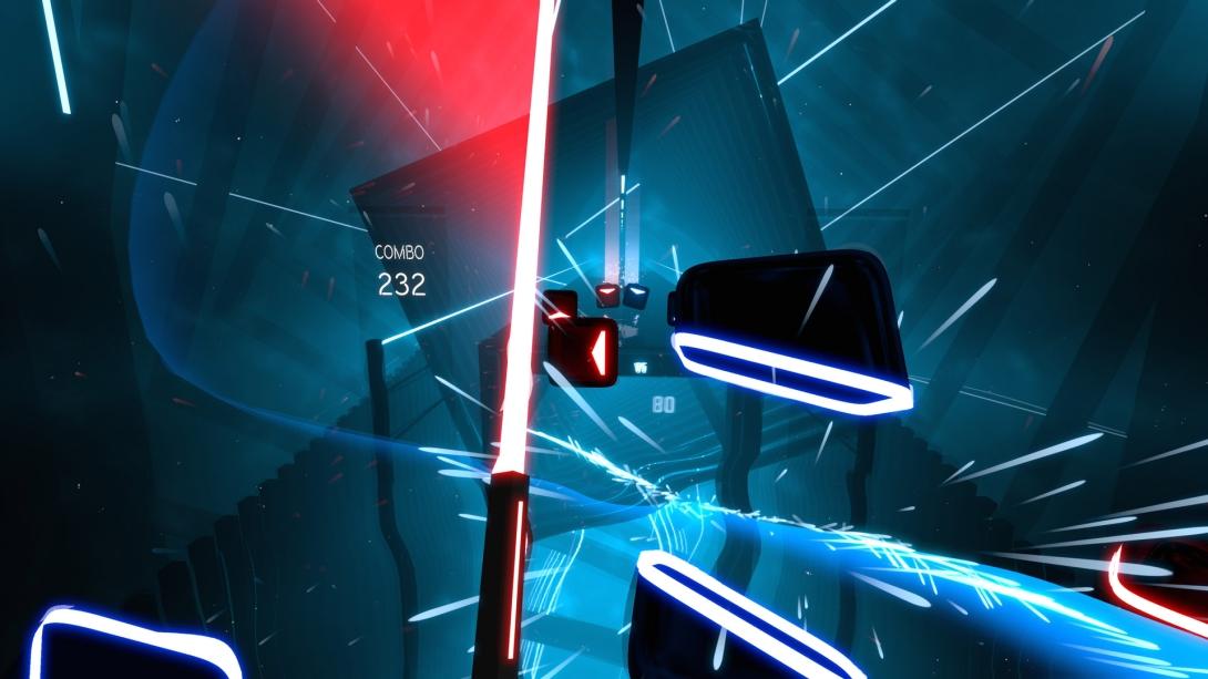 Beat Saber screenshot