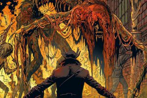 Bloodborne The Death of Sleep - Comic
