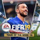 FIFA Ultimate Team – TOTW 16 – La Squadra della Settimana 16