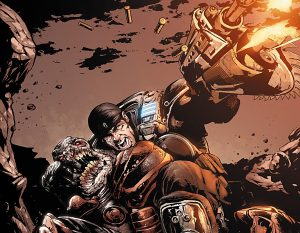 Gears of War - Comic