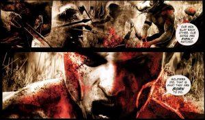 God of War - Comic
