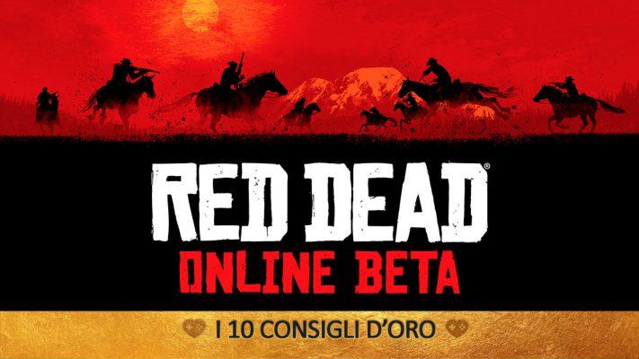 Red Dead Online – I 10 Consigli d'oro   Guida