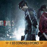 Resident Evil 2 – I 10 Consigli d'oro   Guida