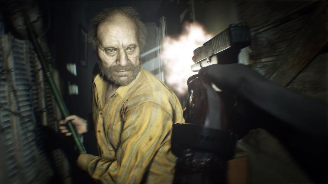 Resident Evil 7 Biohazard screenshot