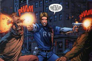 Resident Evil - Comic