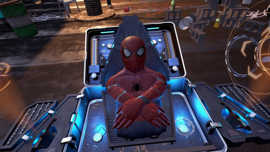 Spider-Man Homecoming - Virtual Reality Experience screenshot