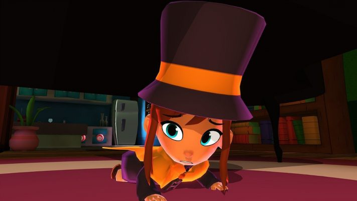 A Hat in Time è in arrivo a breve su Nintendo Switch