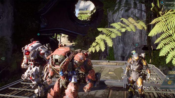BioWare svela il social hub di Anthem