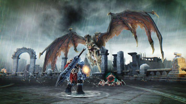 Darksiders: Warmastered Edition arriva su Switch ad aprile