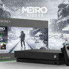 Xbox One X in bundle con la trilogia di Metro