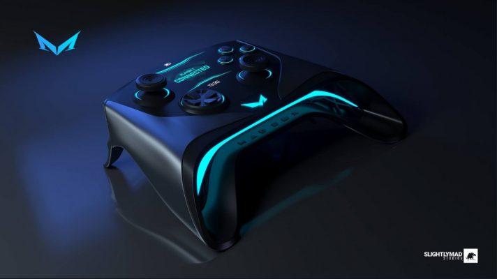 Mad Box: ecco il concept del possibile controller con schermo integrato