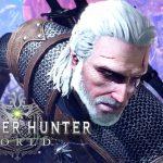 Monster Hunter: World, la data dell'evento di The Witcher