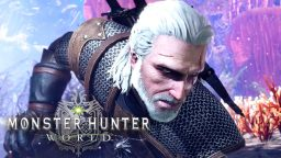 Monster Hunter: World, la data dell'evento di The Witcher