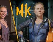 Mortal Kombat 11, Ronda Rousey al doppiaggio di Sonya Blade
