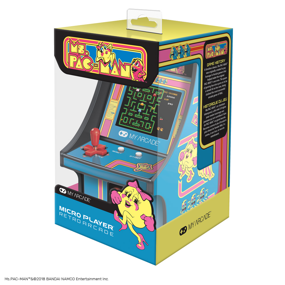 My Arcade CES 2019