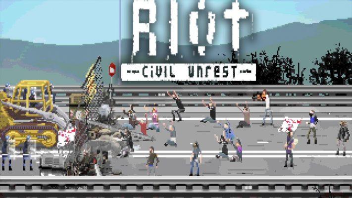 RIOT: Civil Unrest scatena la rivolta su PC e console a febbraio