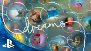 Dreams arriva in Early Access su PlayStation 4 in primavera