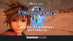 Kingdom Hearts 3 – Dove trovare i Portali Battaglia | Guida