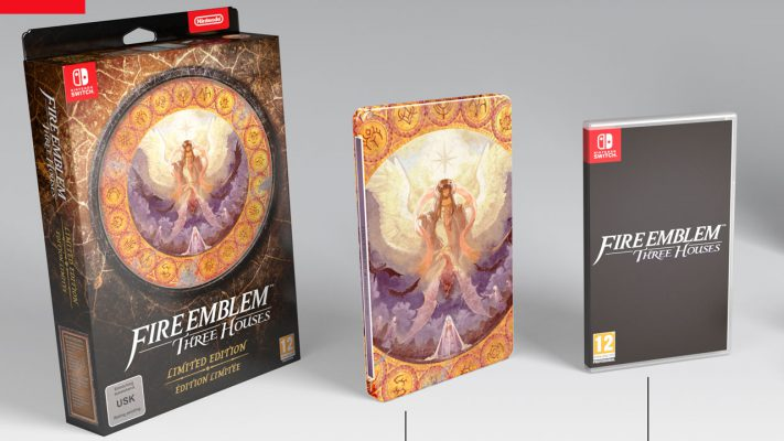 Una Limited Edition anche per Fire Emblem: Three Houses