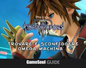 Kingdom Hearts 3 Guida Omega Machina
