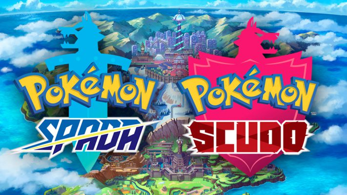 Pokemon Direct: annunciati Pokemon Spada & Scudo per Switch, arriva l'ottava generazione