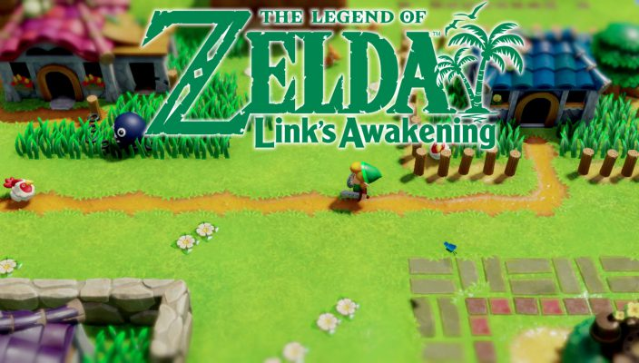 Annunciato il remake di The Legend of Zelda: Link's Awakening per Nintendo Switch