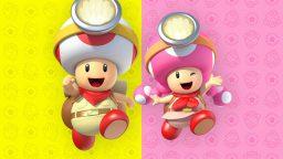 L'allegria raddoppia con l'aggiornamento gratuito di Captain Toad: Treasure Tracker