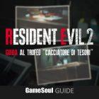 "Resident Evil 2 – Guida al Trofeo ""Cacciatore di Tesori"""
