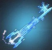 Kingdom Hearts 3 - Neve cristallina
